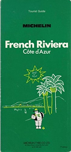 9782060133003: French Riviera: English Edition-Country, City and Regional Guides