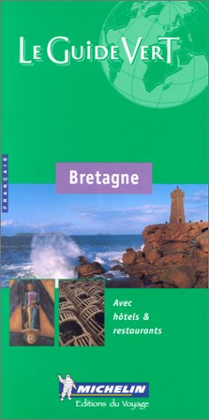 Guide Vert Bretagne Nord  Green Guide in FRENCH  Northern Brittany  French Edition