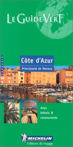 9782060320052: C�te d'Azur : Principaut� de Monaco