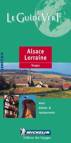 9782060372075: Alsace Lorraine : Vosges