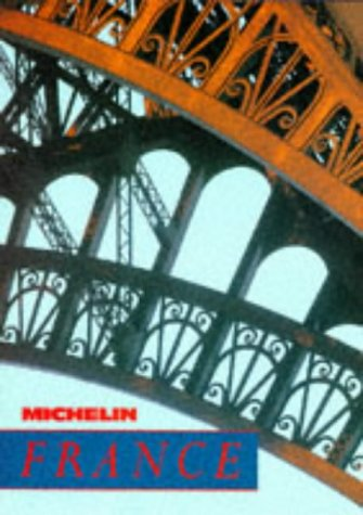 Michelin France Red Guide: French Edition: Guide Michelin