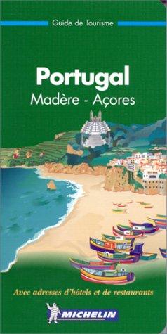 9782060556024: PORTUGAL. Madère, Açores, 2ème édition 1998 (Guide Vert en Français)