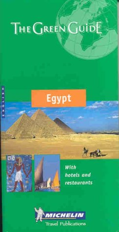 9782061000663: Michelin THE GREEN GUIDE Egypt