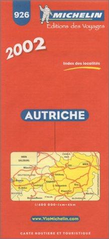9782061001004: Autriche 1:400.000 (Carte stradali)