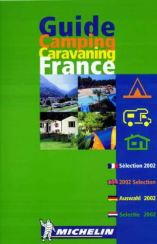 9782061001783: Michelin Red Guide France, Camping Caravaning (2002) (Michelin Camping France)
