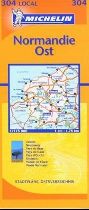 9782061003657: Carte routière : Eure - Seine-Maritime, N° 11304