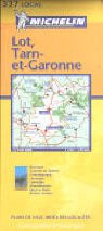 9782061003985: Michelin Lot, Tarn-Et-Garonne: Includes Plans for Cahors, Mautaban (Michelin Local France) (French Edition)
