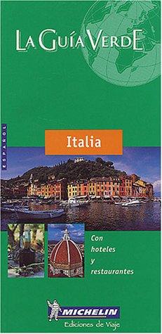 9782061007105: Italia. Ediz. spagnola (La guida verde)