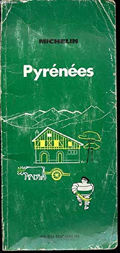 9782061007501: Michelin Green Guide: Pyrenees