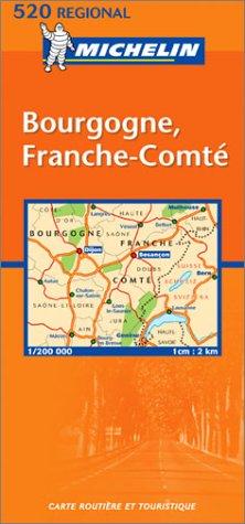 9782061008232: BOURGOGNE FRANCHE COMTE KRT (Régional France)