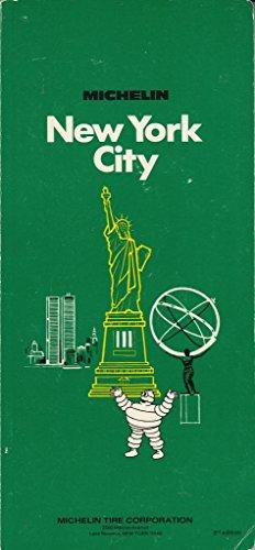 9782061315002: Michelin Green Guide: New York City