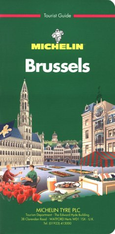 Michelin THE GREEN GUIDE Brussels, 1e (THE: Michelin Travel Publications