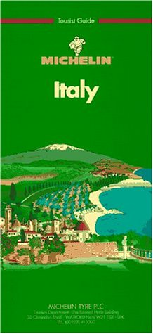 Michelin Green Guide Italy (4th Edition)