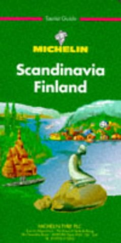 Michelin THE GREEN GUIDE Scandinavia/Finland (THE GREEN: Michelin Travel Publications