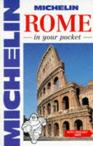 Michelin In Your Pocket Rome, 1e (In Your Pocket)