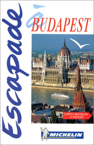 9782066566010: Michelin In Your Pocket Budapest, 1e (in French)