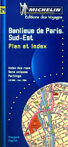 9782067000230: Banlieue De Paris Sud-Est (English and French Edition)