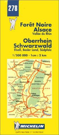 Rhineland (Michelin Maps): Michelin Travel Publications
