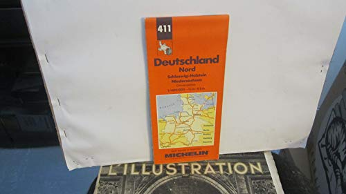 Michelin Map Of Germany.Michelin Map Germany North Michelin Regional Maps Michelin
