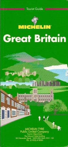 9782067015418: Michelin Green Guide: Great Britain