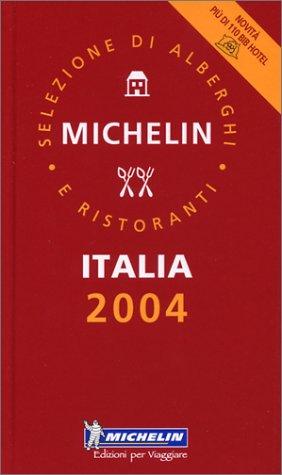 Michelin Italia (Michelin Red Guide Italia (Italy): Michelin Guides