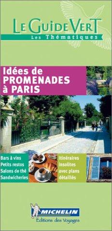 9782067102743: Id�es de promenades � Paris
