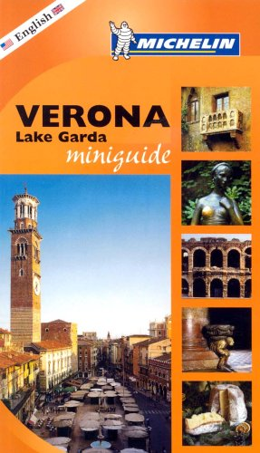 9782067107830: Verona, Lake Garda 2004 (Michelin Mini-guides Italy S.)