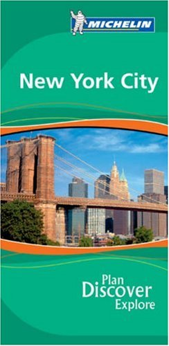 Michelin the Green Guide New York City: Michelin Travel Publications