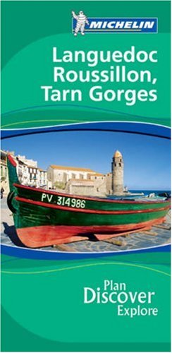 Michelin Green Guide Languedoc Roussillon Tarn Gorges: Michelin