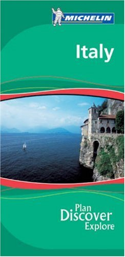 9782067119307: Michelin Green Guide Italy (Michelin Green Guides)
