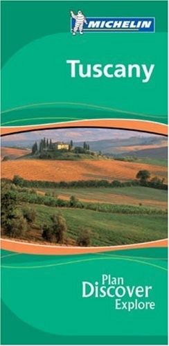 9782067119338: Michelin Green Guide Tuscany (Michelin Green Guides)