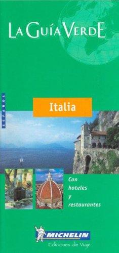 9782067119413: Italia. Ediz. spagnola (La guida verde)