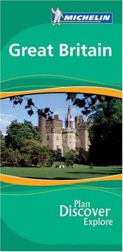 Michelin Green Guide Great Britain (Michelin Green Guides)