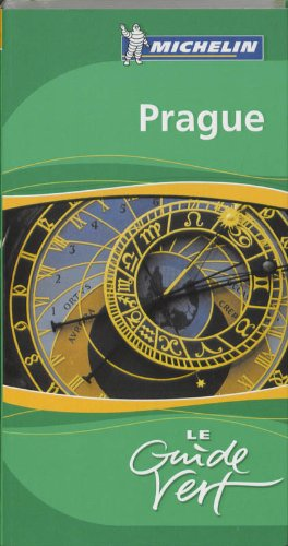 9782067121874: Prague (Guides Verts) (French Edition)