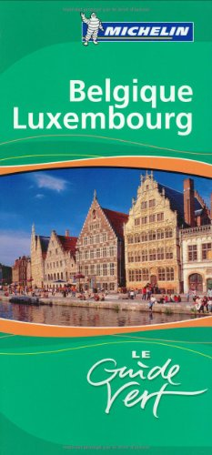 9782067121942: Michelin Belgique Luxembourg