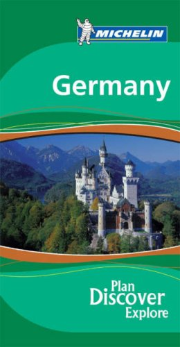 9782067123243: Michelin Green Guide Germany (Michelin Green Guides)