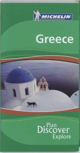 9782067123274: Greece 2007 (Michelin National Maps)