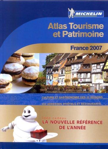 9782067124370: Atlas France : Tourisme et patrimoine
