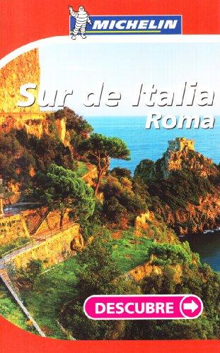 9782067125001: DESCUBRE 28428 SUR DE ITALIA - ROMA (MICHELIN)