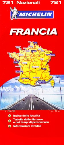 9782067125711: France 2017 1:1.000.000