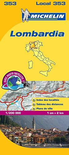 9782067127159: LOMBARDIA 11353 CARTE ' LOCAL ' ( Italie ) MICHELIN KAART