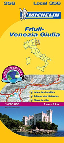 9782067127180: Carte Frioul V�n�tie Michelin