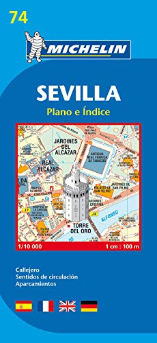 9782067127869: Plan Michelin Seville