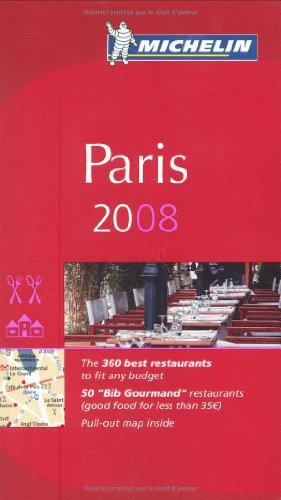 Michelin Red Guide Paris (Michelin Guide Paris): Michelin