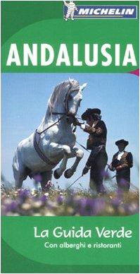 9782067131842: La Guida Verde Andalusia