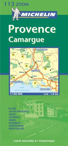 9782067135628: Provence 2008 (Michelin Zoom Maps)