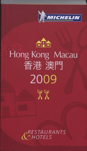 9782067140455: Michelin Guide Hong Kong and Macau Restaurants & Hotels (Michelin Guides) (English and Chinese Edition)