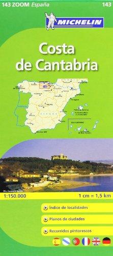9782067140622: Costa De Cantabria