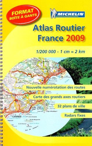 9782067140837: Atlas France Routier Compact 2009