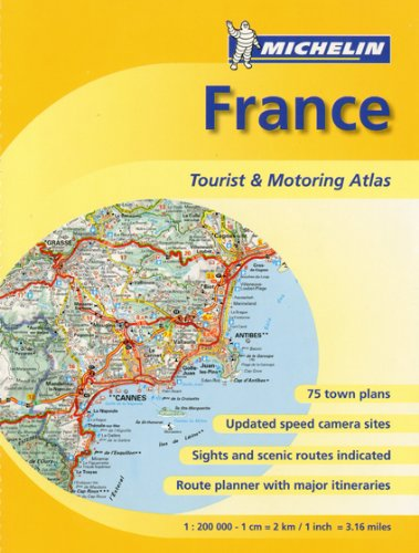 9782067142855: Atlas France Ref. 20197XB (Atlas (Michelin))
